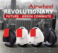 Airwheel, one wheel electric scooter, electric scooter