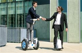 Airwheel S5 2-wheeled electric scooter