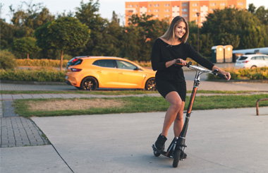 Airwheel Z5 smart cool skateboard