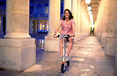 Airwheel E6 Best Electric Bicycle
