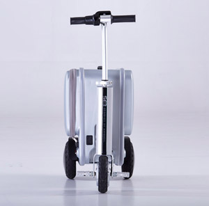 Airwheel SE3 bluesmart luggage