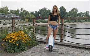 Airwheel Q3 Airwheel Q5 electric twin-wheel scooter