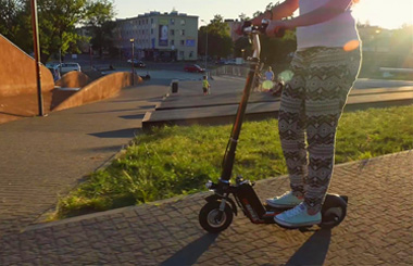 Airwheel Z5 folding electric scooter Airwheel Z5